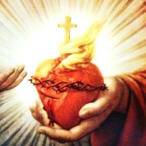 Terço ao Sagrado Coração de Jesus