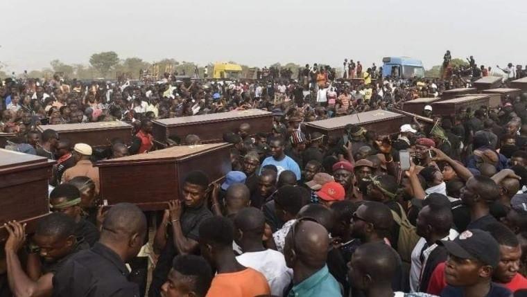 Pelo menos 812 cristãos foram mortos por radicais Fulani na primeira metade de 2020