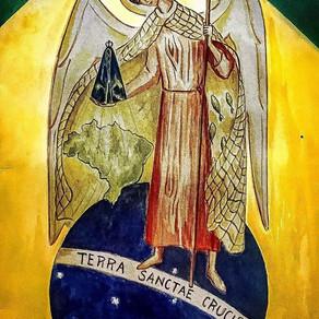 Oração ao Santo Anjo da guarda do Brasil