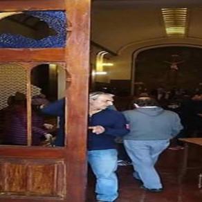 Denúncia: Igreja é atacada no Chile durante missa