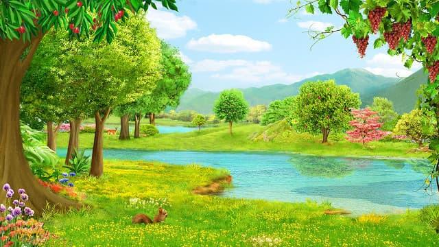 Porque em seis dias o Senhor fez o céu e a terra, o mar e tudo o que nele se encontra, mas ao sétimo dia descansou. Eis porque o Senhor abençoou o dia do sábado e o santificou