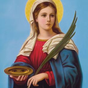 Oração à Santa Luzia