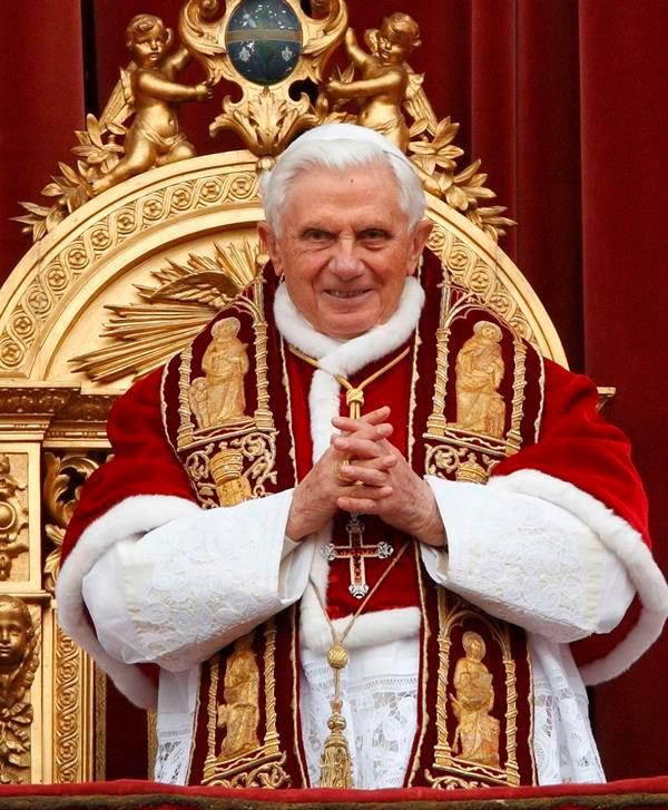 Bento XVI será lembrado como Doutor da Igreja