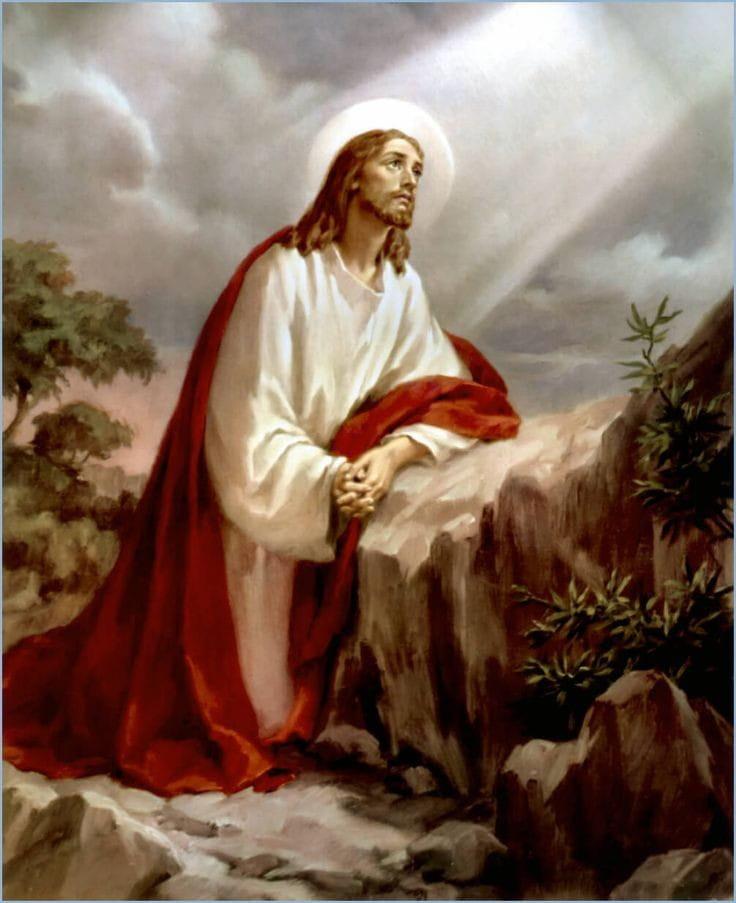 Agonia de Jesus no Jardim das Oliveiras