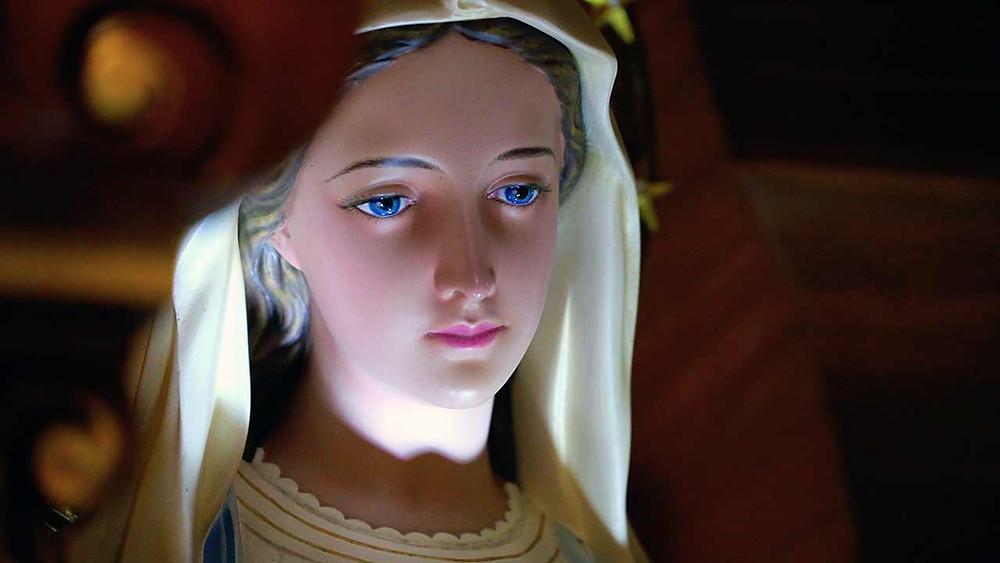 Mensagem de Nossa Senhora em Anguera