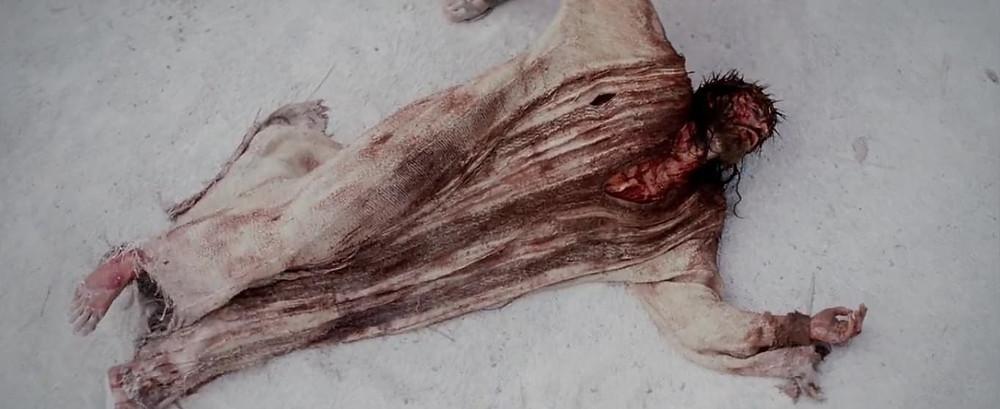 7ª estação: Jesus cai pela segunda vez