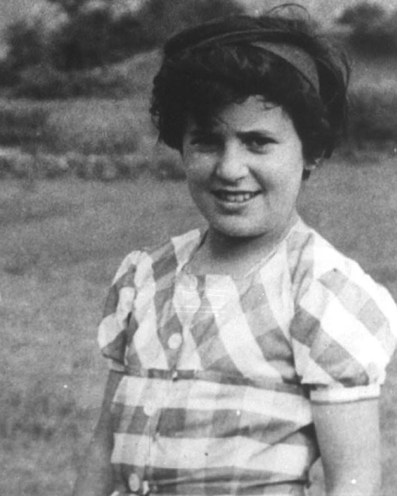 Mari Loli, uma das videntes de Garabandal