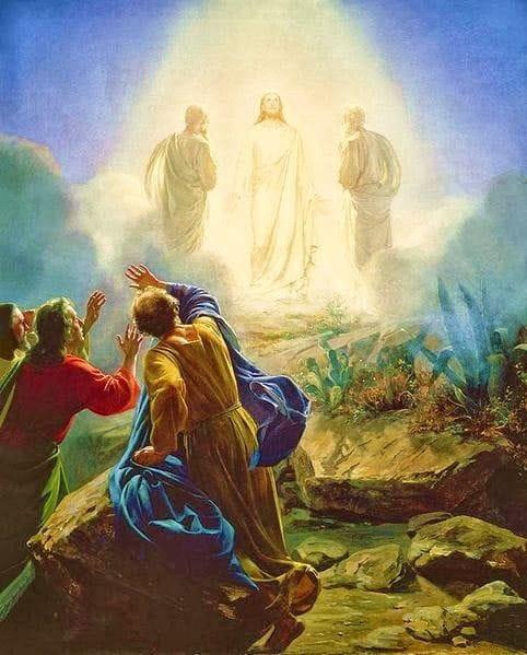 Transfiguração de Jesus Cristo no Monte Tabor