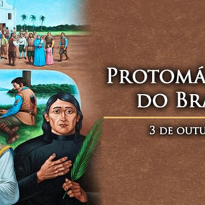 3 de outubro: Igreja celebra os Protomártires do Brasil