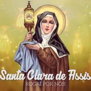 Novena: Santa Clara de Assis