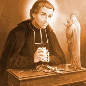 Prece de Montfort pedindo a Deus missionários para a sua Companhia de Maria