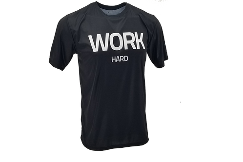 GOY Work Hard - Black/Blue