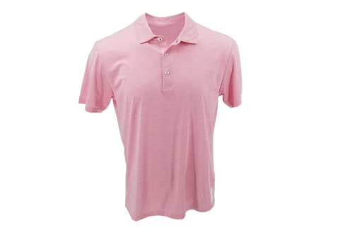 Pink Coral Polo