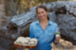 Chef Anna Andriese, the best provider of San Luis Obispo catering and Paso Robles catering services.