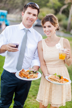 Wedding Reception near Paso Robles