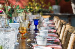 Eclectic Table Settings