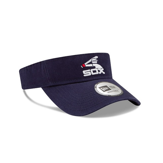 White Sox New Era 1983 Navy Essential Visor