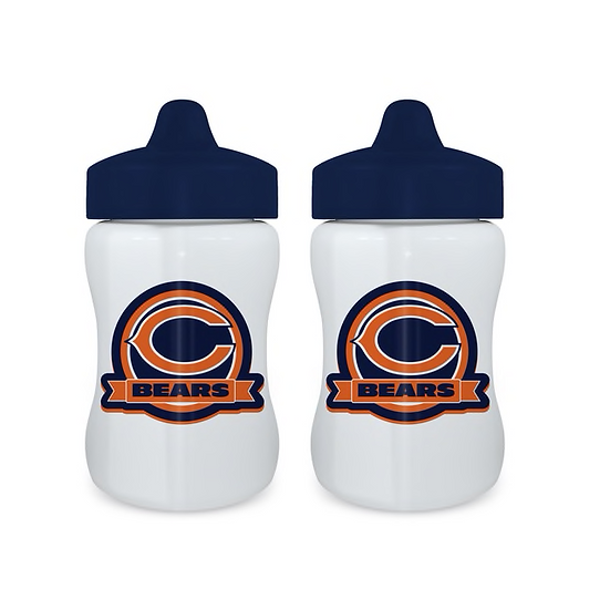 Bears 2-Pack Sippy Cup