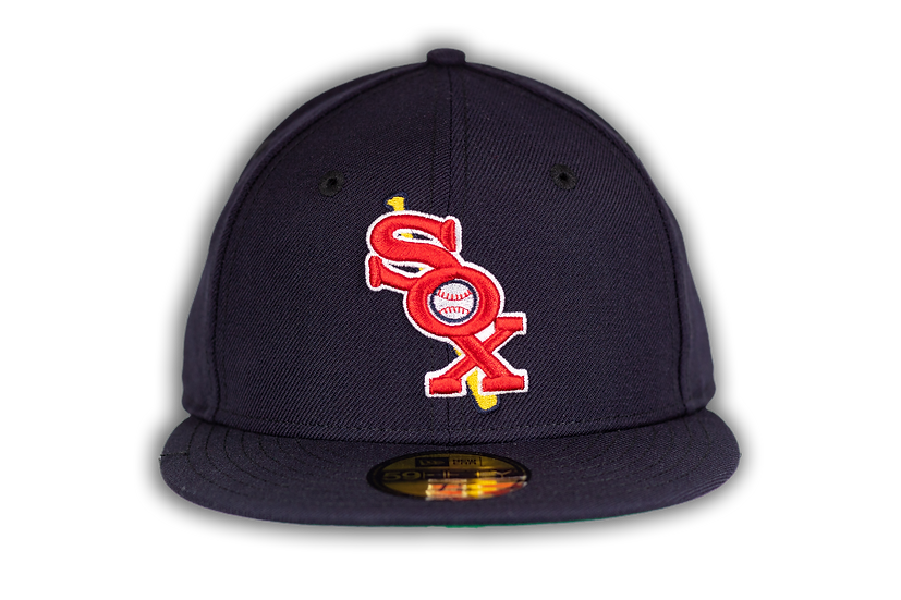 Chicago White Sox 1933 Jersey 59Fifty Logo Cap by New Era
