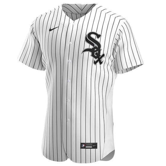 Men's Chicago White Sox Nike 2020 Authentic Team Jersey