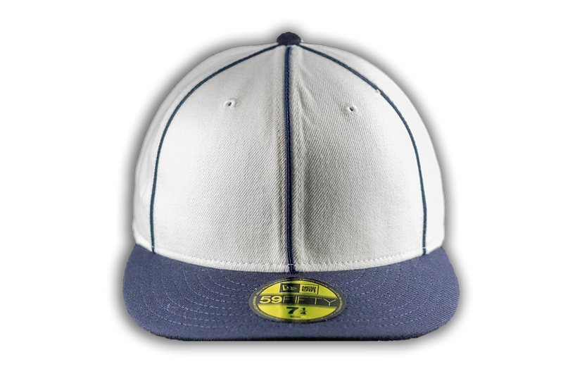 Chicago White Sox 1906 On-Field Turn Back the Clock Game 59Fifty Cap by New Era