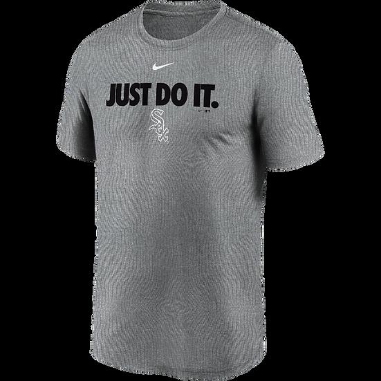 White Sox Nike Dri-Fit Wordmark Outline Legend Tee