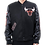 Thumbnail: Chicago Bulls Varsity Black Wool/Leather by Pro Standard