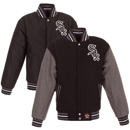White Sox Reversible Youth Jacket