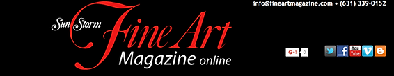 Artist Tomasz Rut featured in Sun Storm Fine Art Magazine online