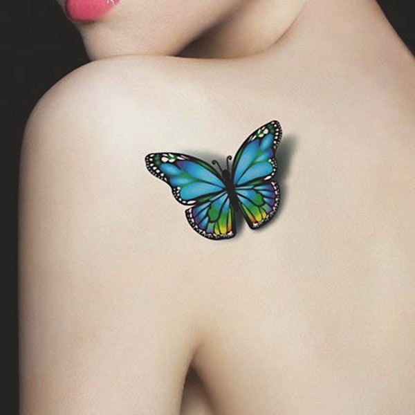 The Butterfly Man poem by Dya Martin
