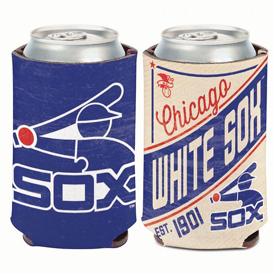 WHITE SOX / COOPERSTOWN CAN COOLER 12 OZ.