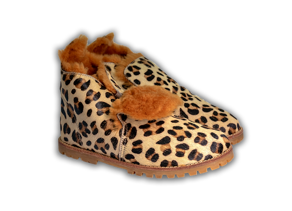"""Panther """"Tabby"""" Boot"""