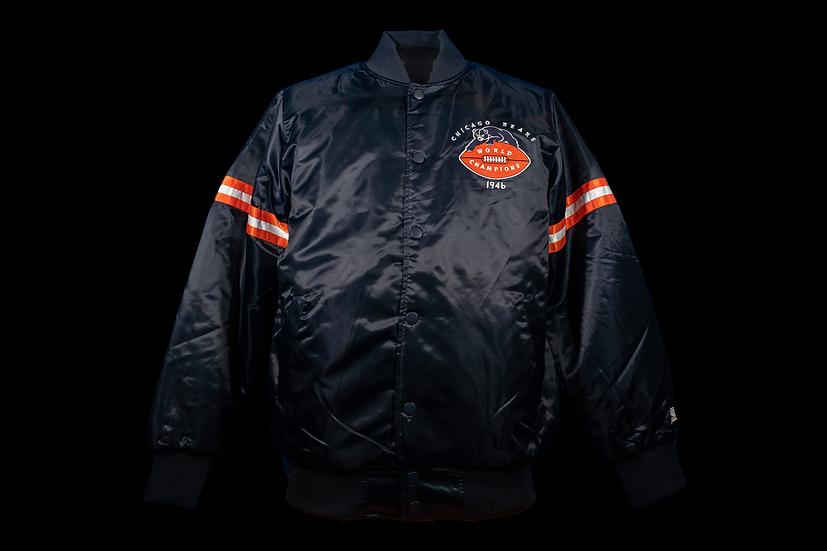 Bears Starter 1946 Navy Starter Jacket