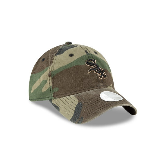 White Sox New Era Camouflage 9Twenty Core Classic Adjustable Cap