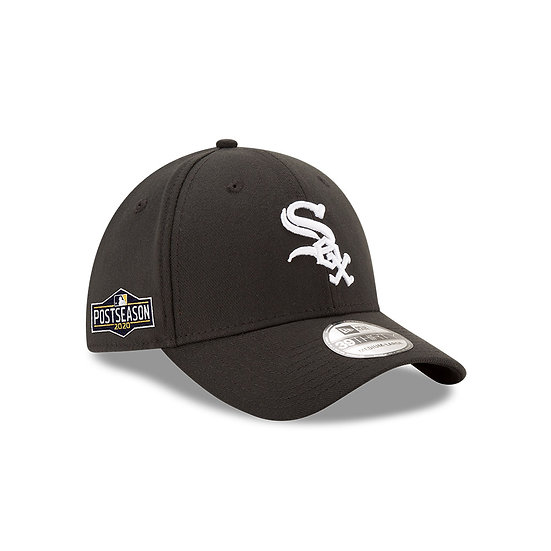 White Sox New Era 2020 Postseason Sidepatch The League Stretch Fit Cap