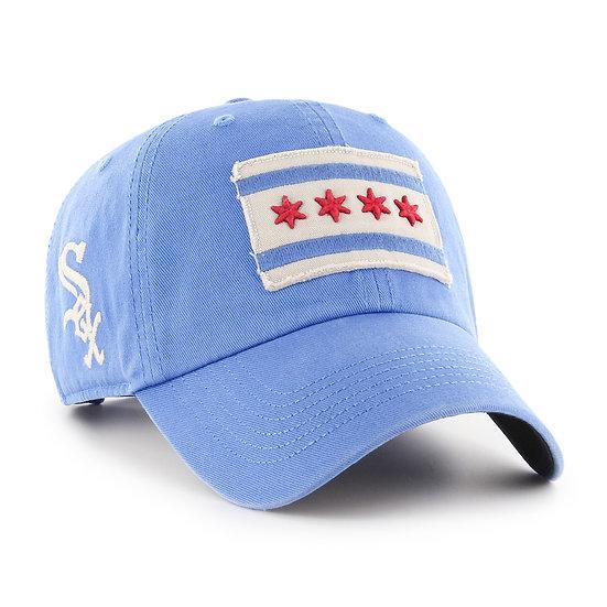 White Sox 47Brand Chicago Flag Adjustable Hat