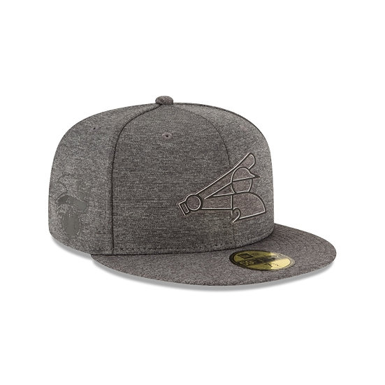 White Sox Heathered Clubhouse 59Fifty Hat
