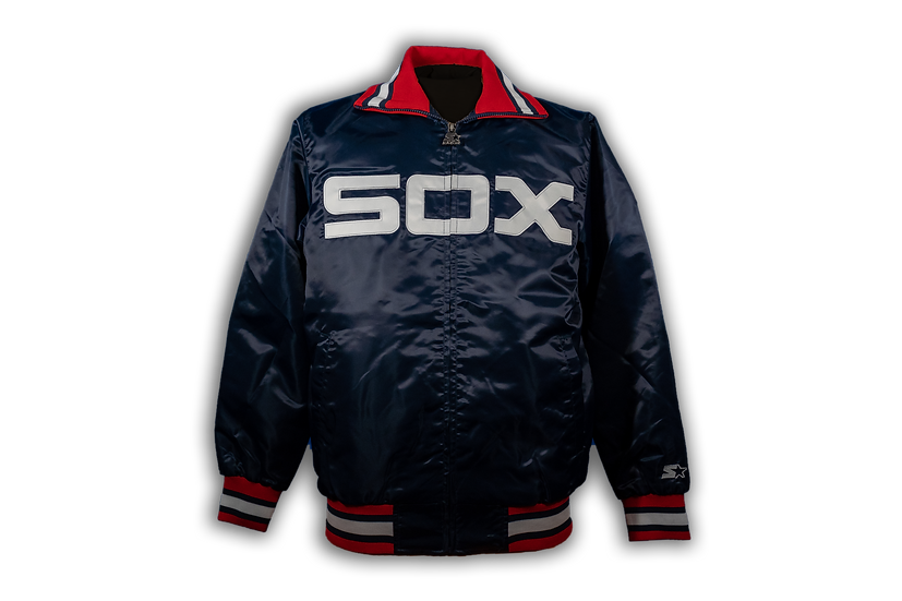 White Sox Starter 1983 Navy F/Z  Jacket