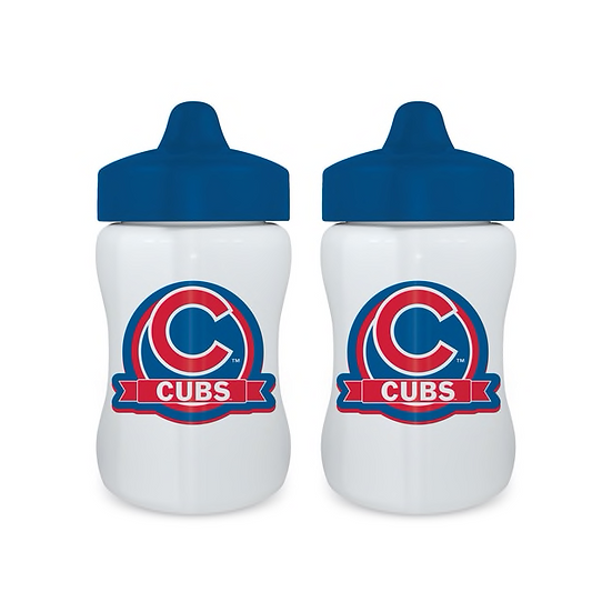 Cubs 2-Pack Sippy Cup