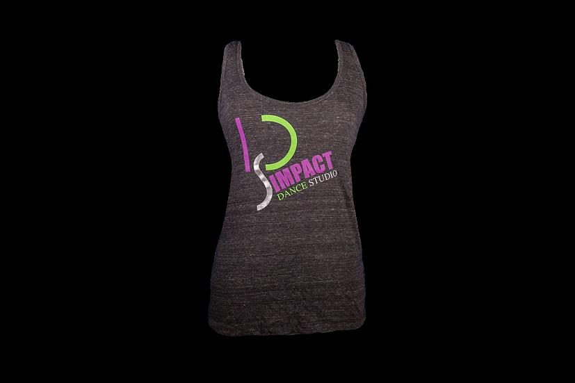 Impact Dance Studio New Era Tri-Blend Tank