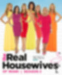 Tomasz Rut art featured in the Real Housewives Of Miami TV Show