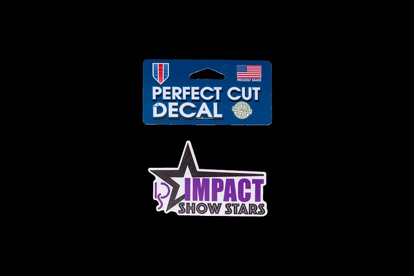 Show Stars Logo Decal