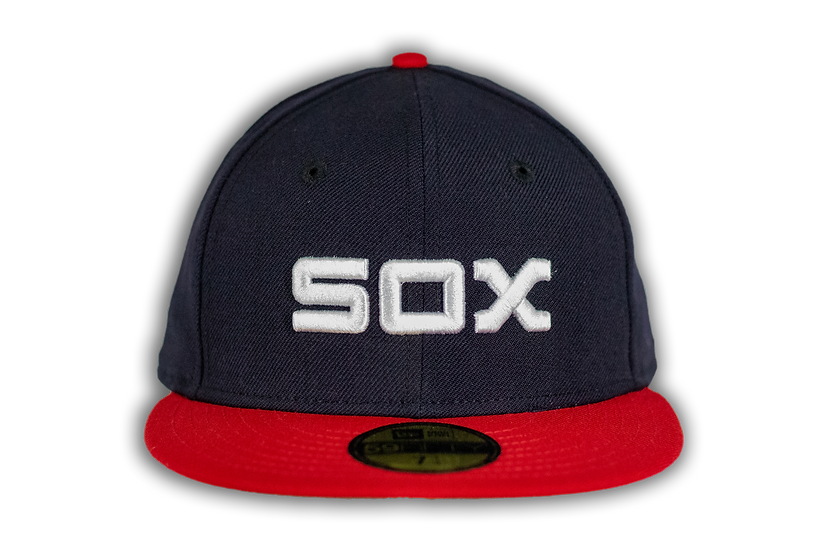 Chicago White Sox 1983 Road 59Fifty Cap by New Era