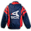 Thumbnail: White Sox Starter 1983 Navy 1/4 Zip Retro Pullover Jacket