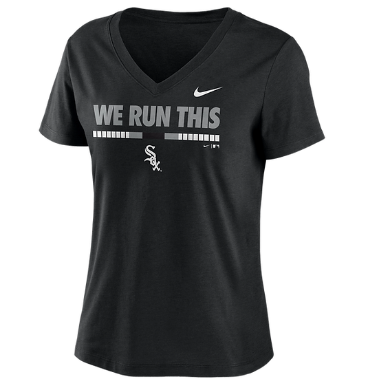 "White Sox Nike ""We Run This"" Tee by Nike"