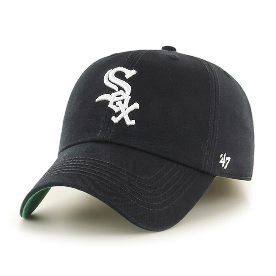 White Sox 47Brand Franchise Fitted Hat