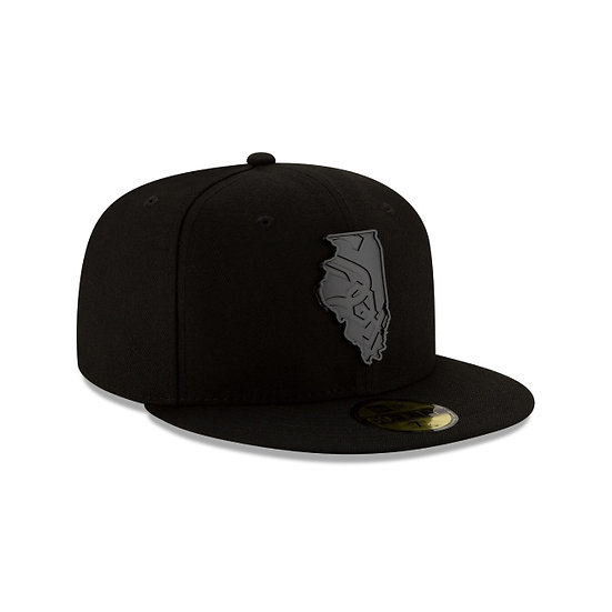 White Sox New Era Metal Plate State 59Fifty
