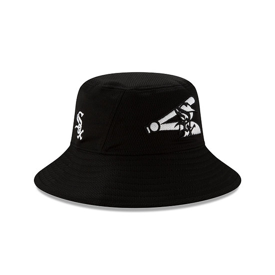 White Sox New Era Diamond Era Batting Practice Bucket Cap