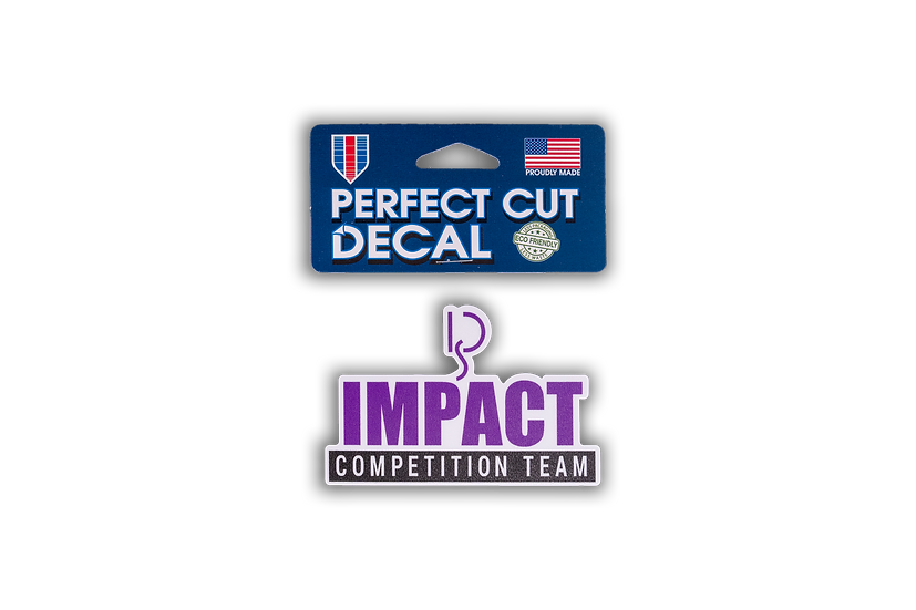 Competition Team Logo Decal