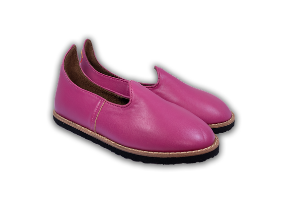 Hot Pink Black Sole Baba